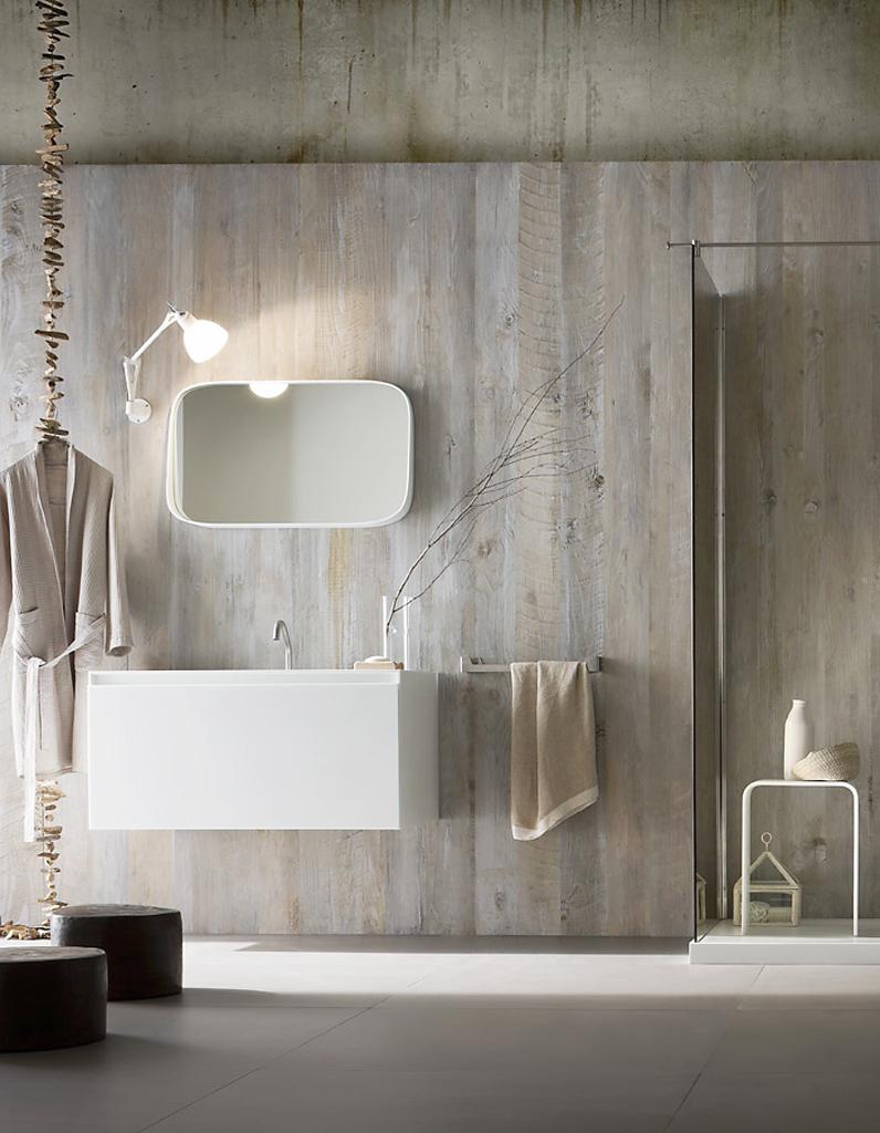 5 styles pour une salle de bain tendance elle d coration for Salle de bain albi