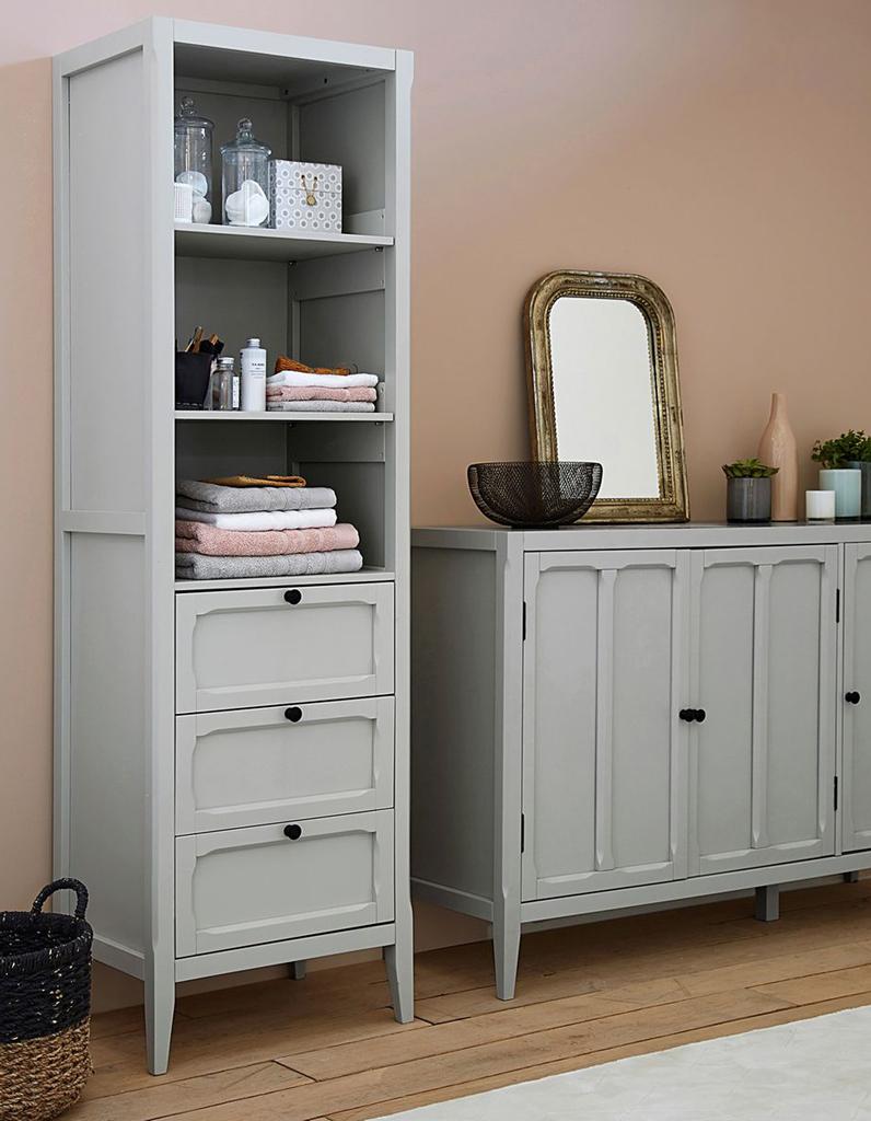30 id es pour d corer votre salle de bains sans la r nover elle d coration - Decoration d une petite salle de bain ...