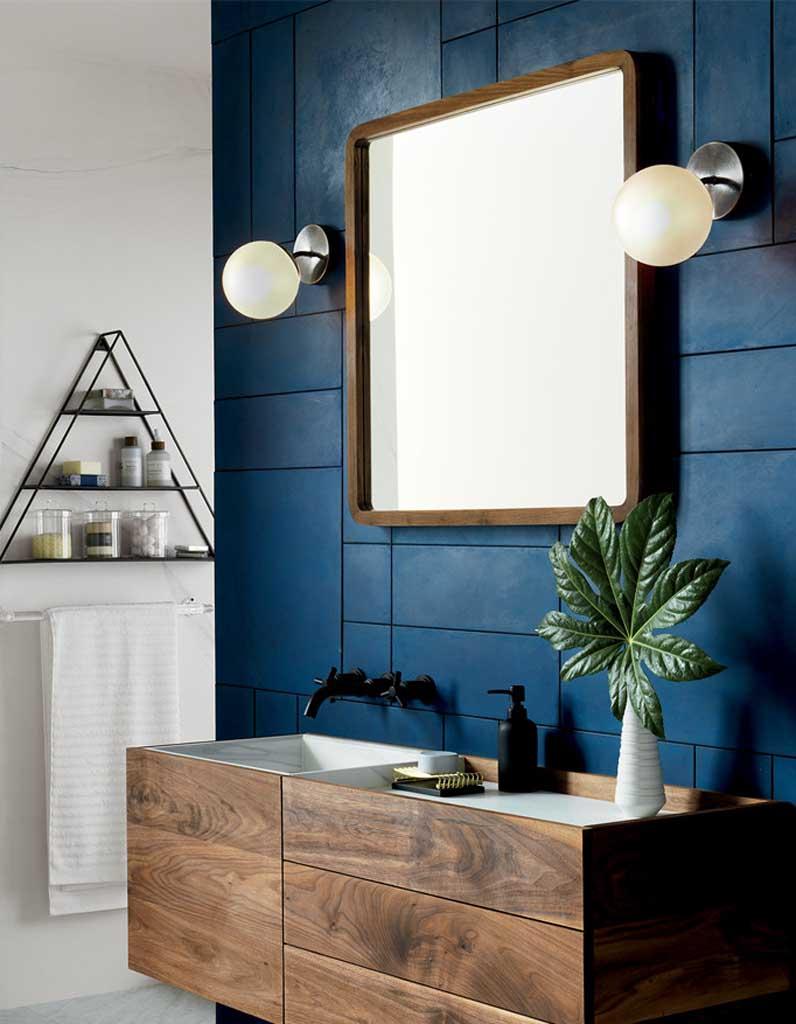 Carrelage repeint amazing superbe repeindre carrelage for Couleur salle de bain bonne mine