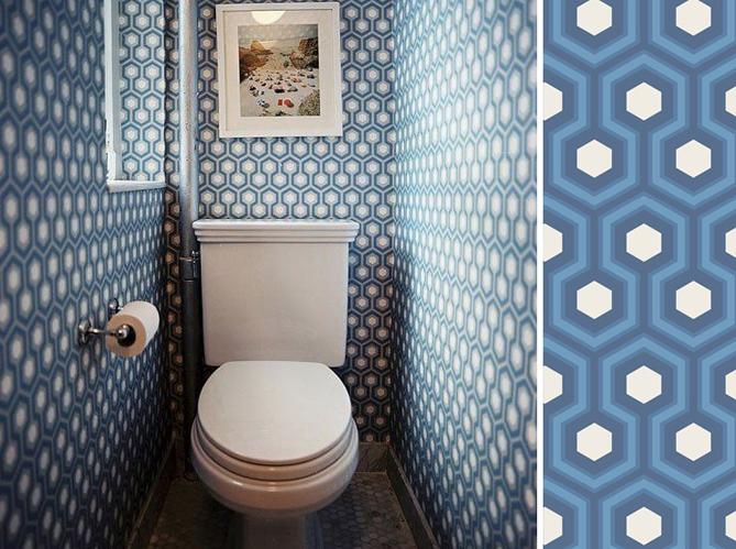 D corer ses toilettes sans faire ringard ni kitsch elle - Idee pour refaire ses toilettes ...