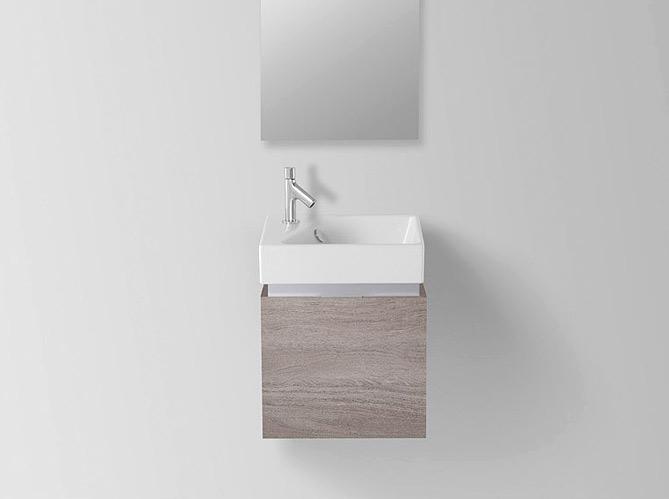 40 meubles pour une petite salle de bains elle d coration - Meuble pour piece mansardee ...