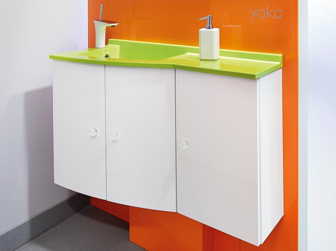 Petit meuble salle de bain avec vasque les derni res id es de design et - Meuble vasque pour petite salle de bain ...
