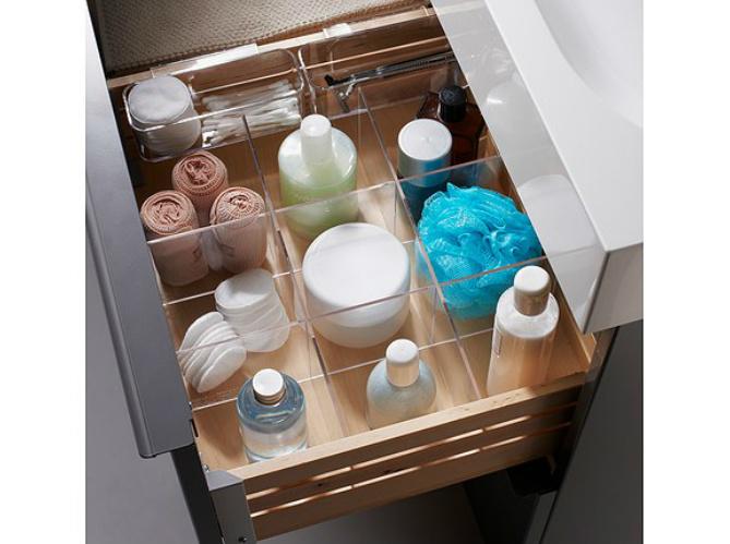 Accessoires salle de bains elle d coration for Organizador cajones bano