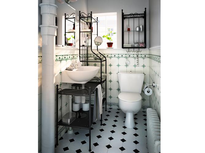 12 meubles de salle de bains pas chers - Elle Décoration