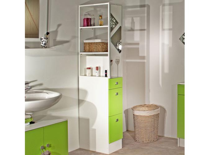 Petit meuble salle de bains notre s lection elle - Meuble salle de bain petit espace ...
