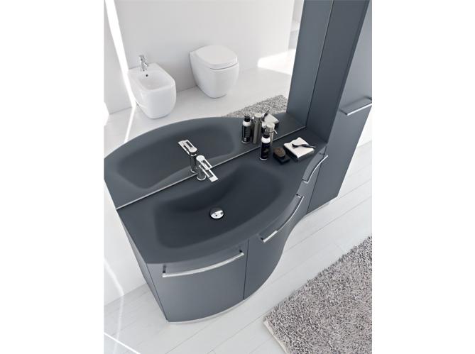 Salle de bains comment gagner de la place elle - Salle de bain gain de place ...