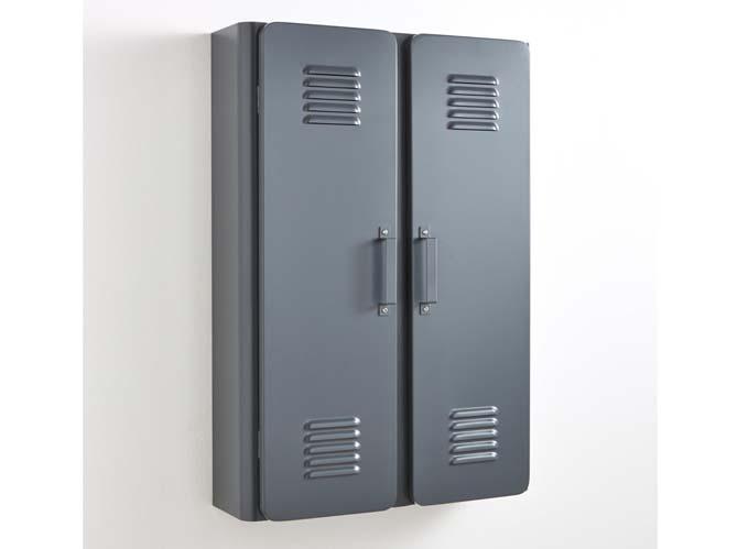 Des rangements qui boostent la salle de bains elle for Petite armoire de rangement salle de bain