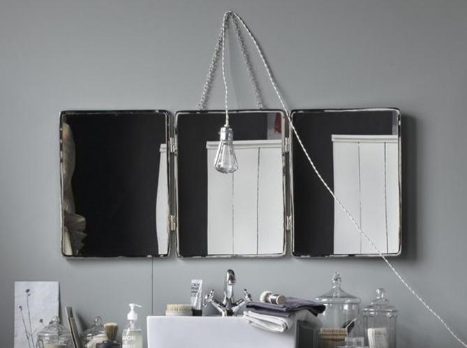 25 miroirs de salle de bains pour lequel craquerez vous for Miroir pour salle de bain