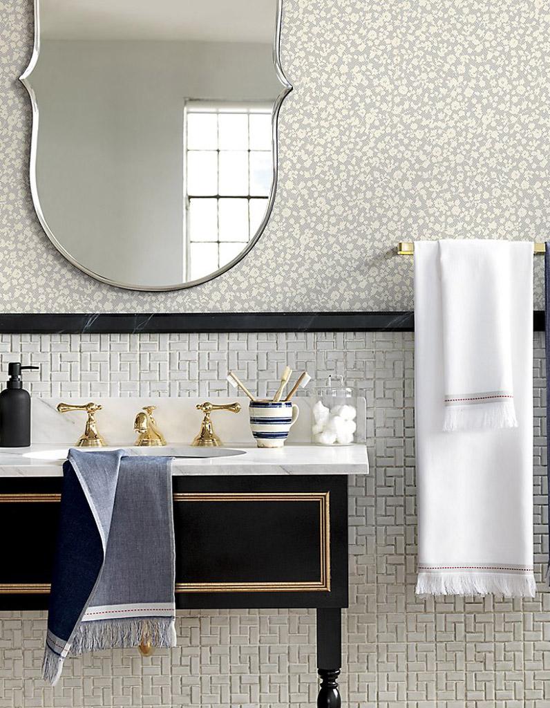 Miroir salle de bain maison du monde meuble salle de bain - Maison du monde salle de bain ...