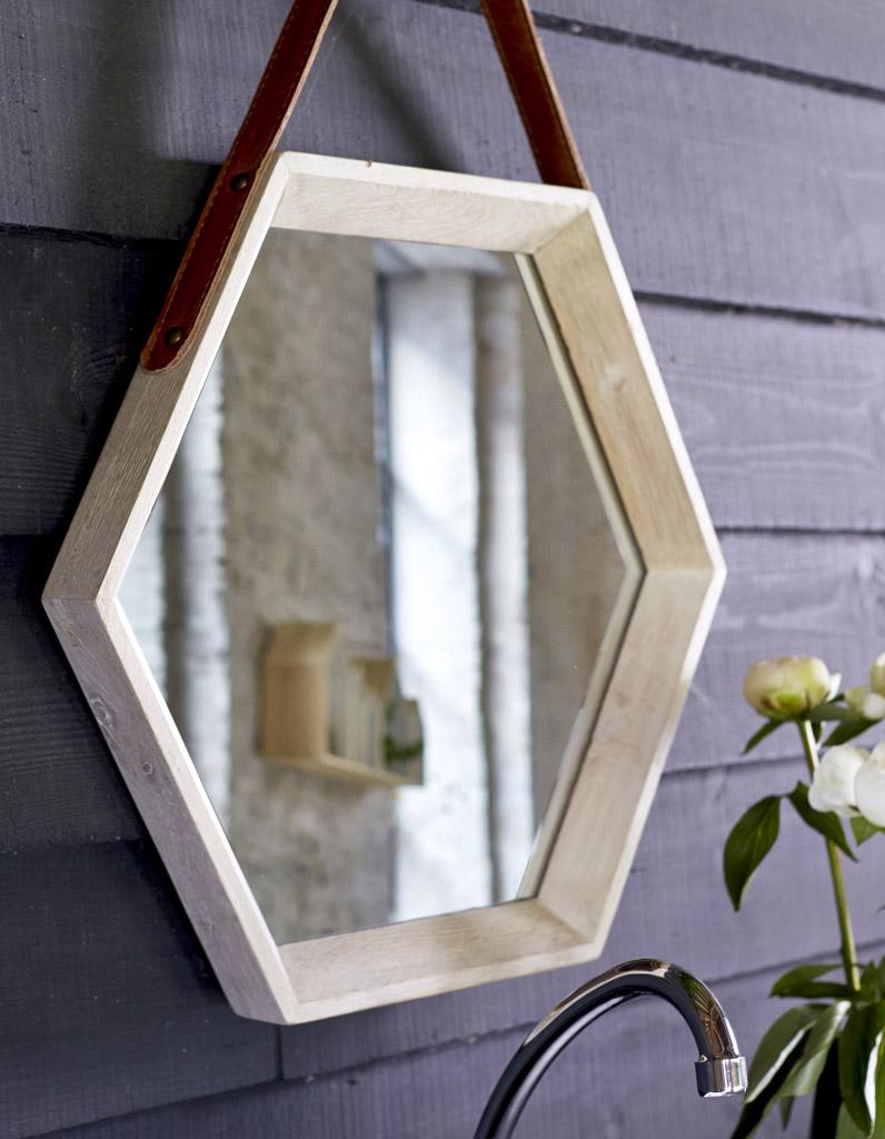 Célèbre Voici les plus jolis miroirs de salle de bains - Elle Décoration IL73