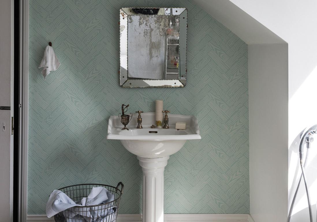jose le papier peint dans ma salle de bains - Ma Salle De Bainscom
