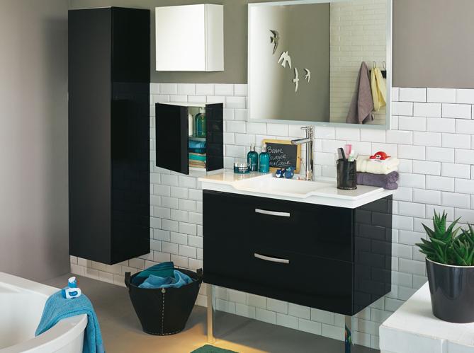 Tapis de bain alinea free formes tapis de salle de bain for Accessoires salle de bain alinea