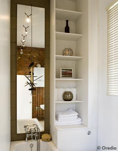 Shopping solutions fut es pour petites salles de bains elle d coration - Decoration d une petite salle de bain ...