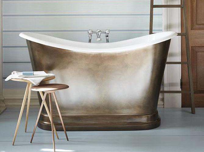 Salle de bains zen elle d coration - Salle de bain ancienne ...