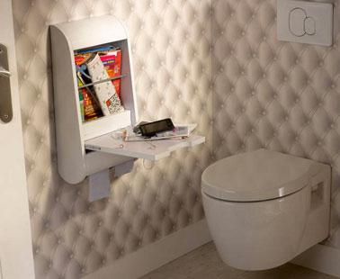 Wc am nager et d corer les toilettes elle d coration for Wc et salle de bain