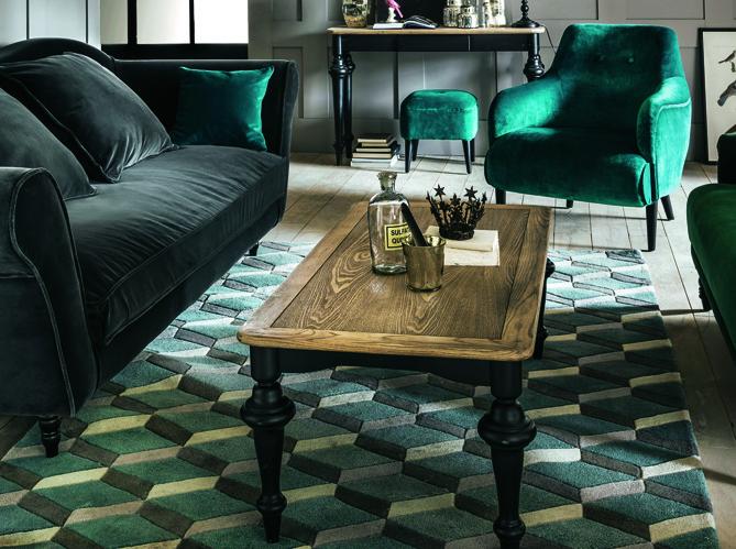 Trouvez linspiration pour décorer votre table basse