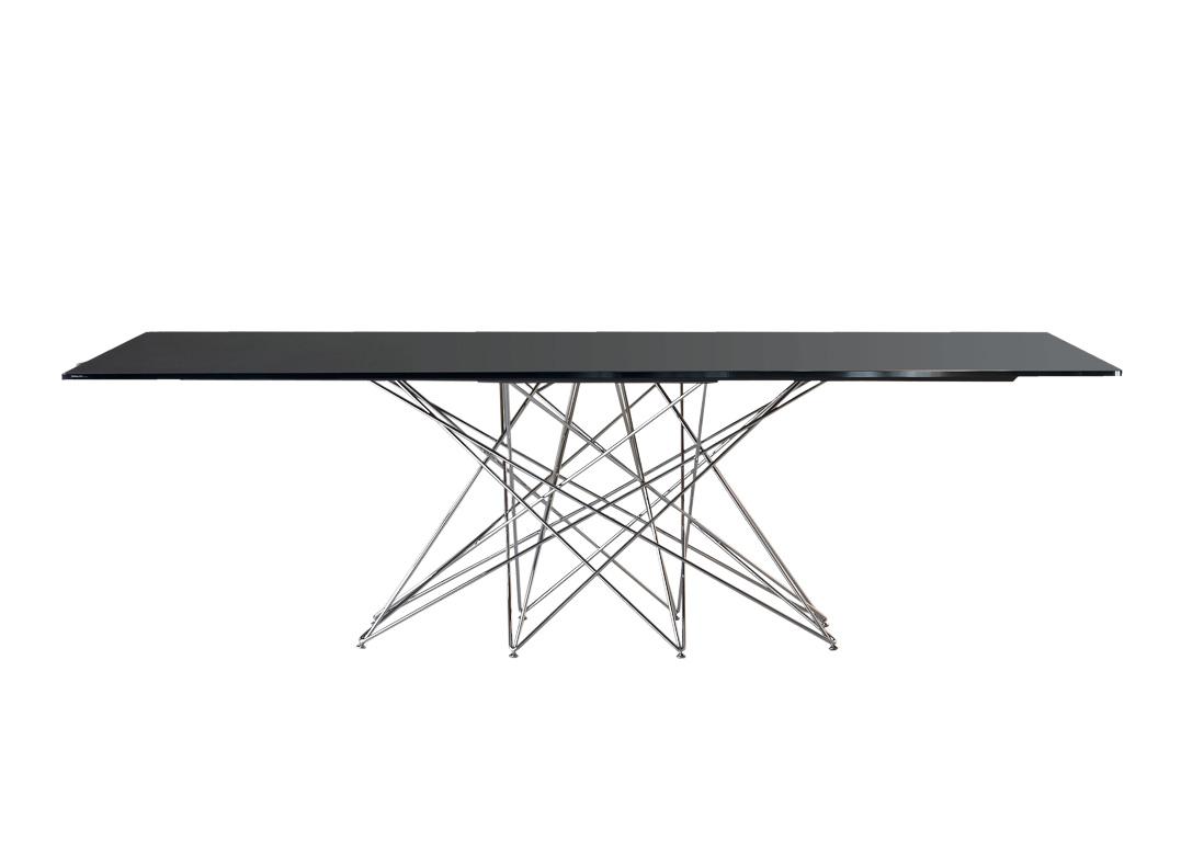 shopping de grandes tables rallonges elle d coration. Black Bedroom Furniture Sets. Home Design Ideas