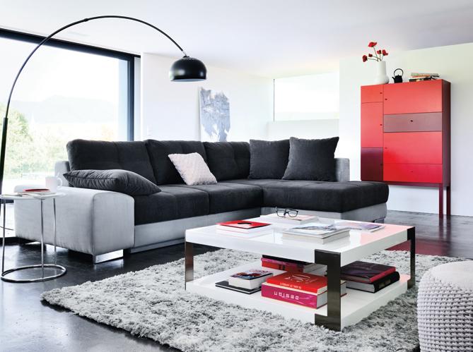 Id e couleur meuble salon for Idee meuble salon