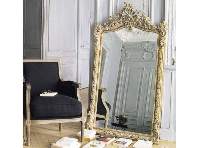 Nos 25 miroirs pr f r s elle d coration for Deco miroir salon
