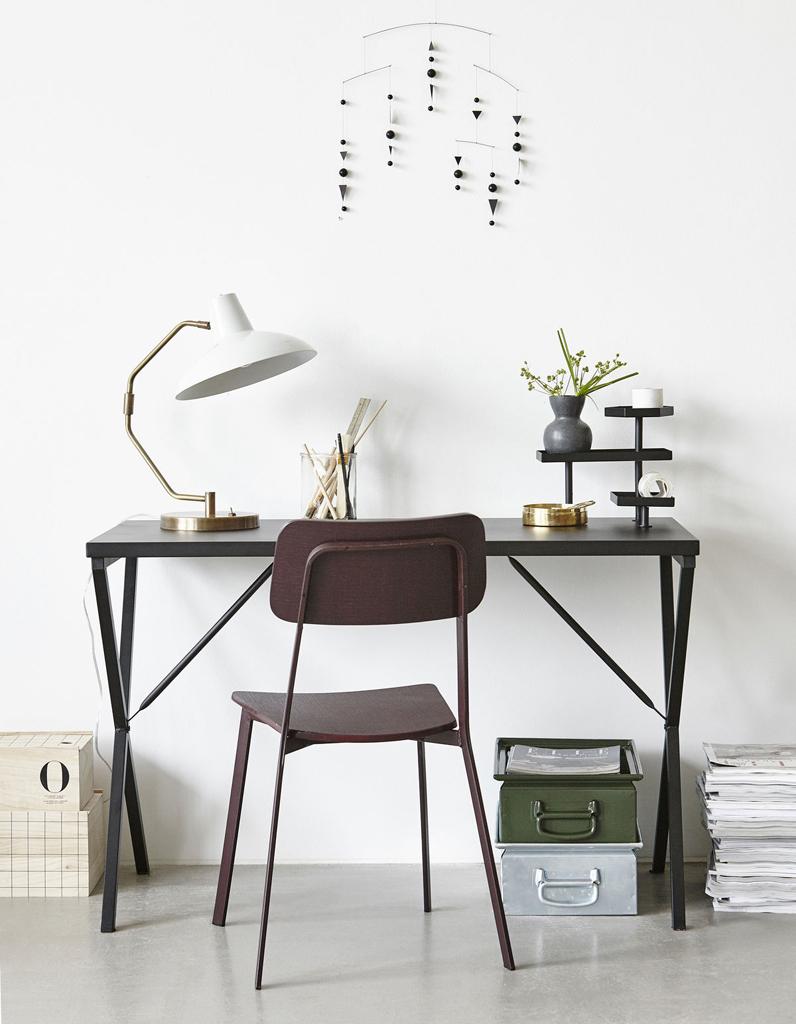 un bureau design pour un espace de travail styl elle