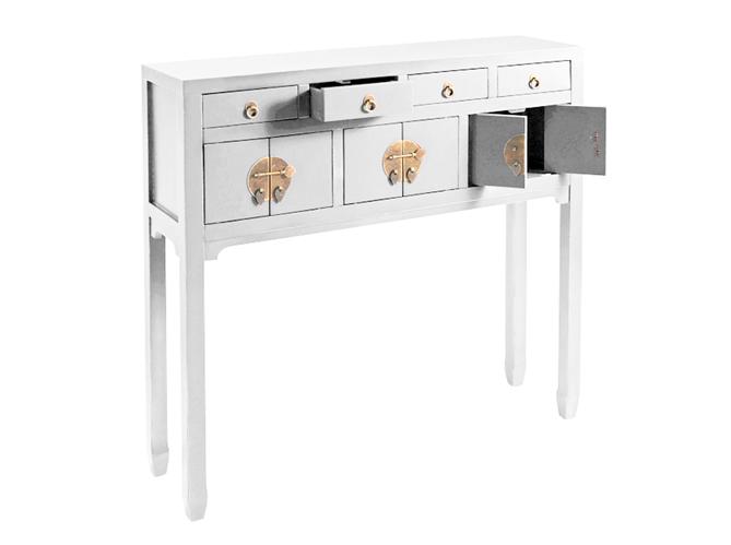 20 consoles pour habiller votre int rieur elle d coration - Petite console meuble ...