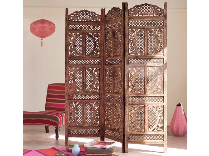 des paravents pour tous les styles elle d coration. Black Bedroom Furniture Sets. Home Design Ideas