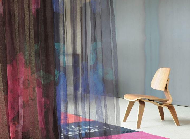 De jolies fenêtres grâce aux rideaux - Elle Décoration