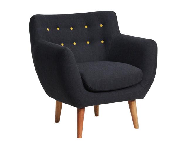La folie des fauteuils design elle d coration - Capitonner un fauteuil ...