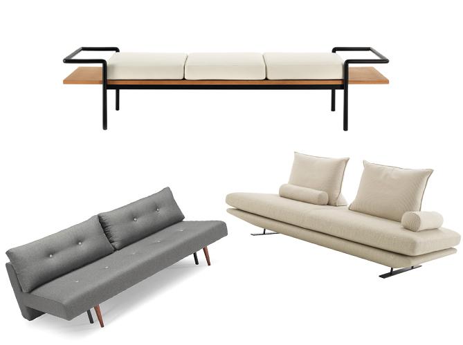 la banquette le nouveau canap elle d coration. Black Bedroom Furniture Sets. Home Design Ideas