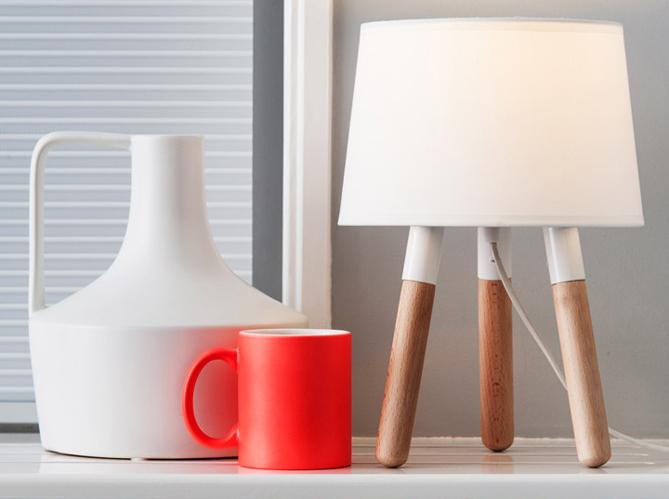 lampes poser design nos mod les pr f r s elle d coration. Black Bedroom Furniture Sets. Home Design Ideas