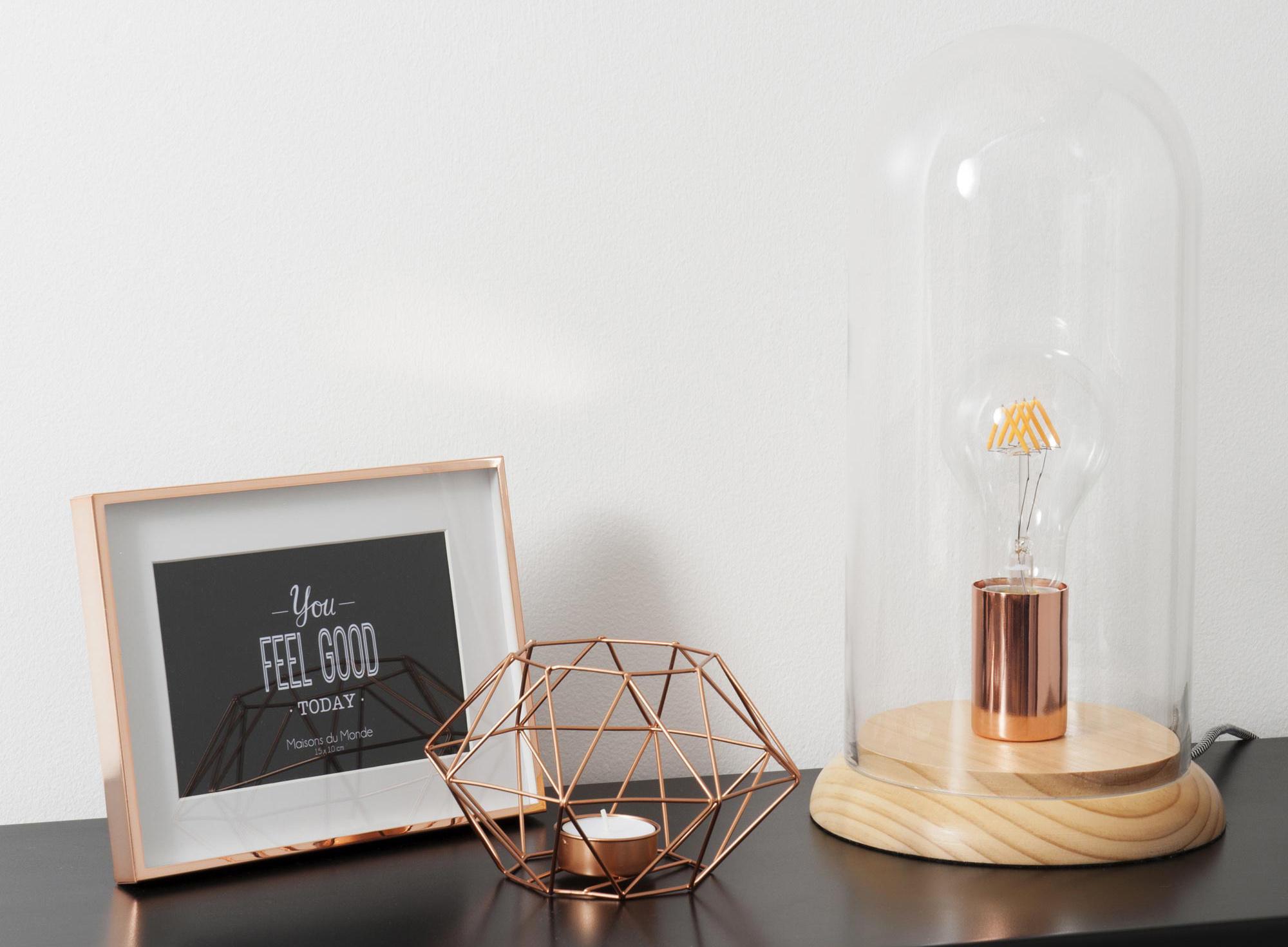 quand les luminaires deviennent beaux elle d coration. Black Bedroom Furniture Sets. Home Design Ideas