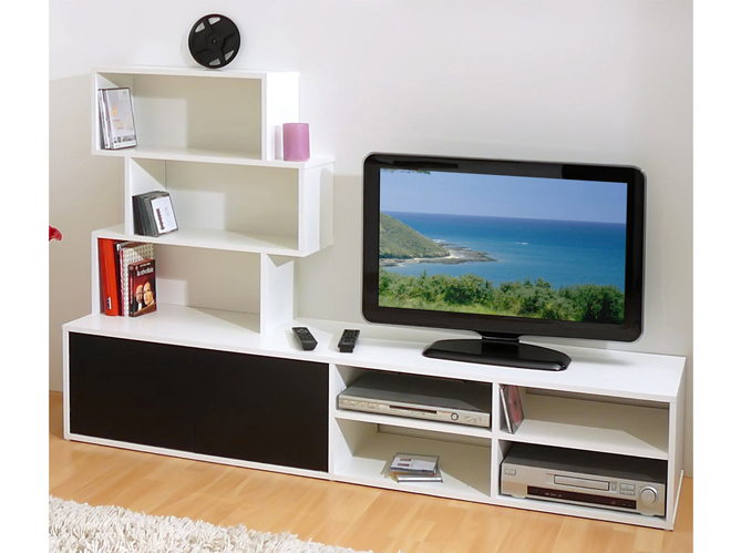 Le meuble tv fait sa star elle d coration for Decoration meuble tv