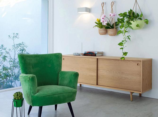 Le meuble tv fait sa star elle d coration - Meubles des annees 50 ...