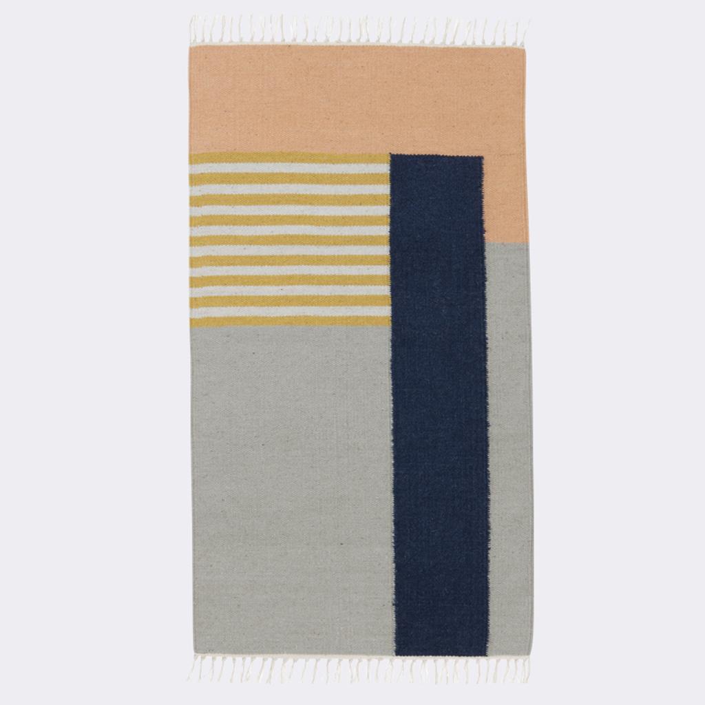 les tapis de l 39 hiver des tapis qui ont du style elle. Black Bedroom Furniture Sets. Home Design Ideas