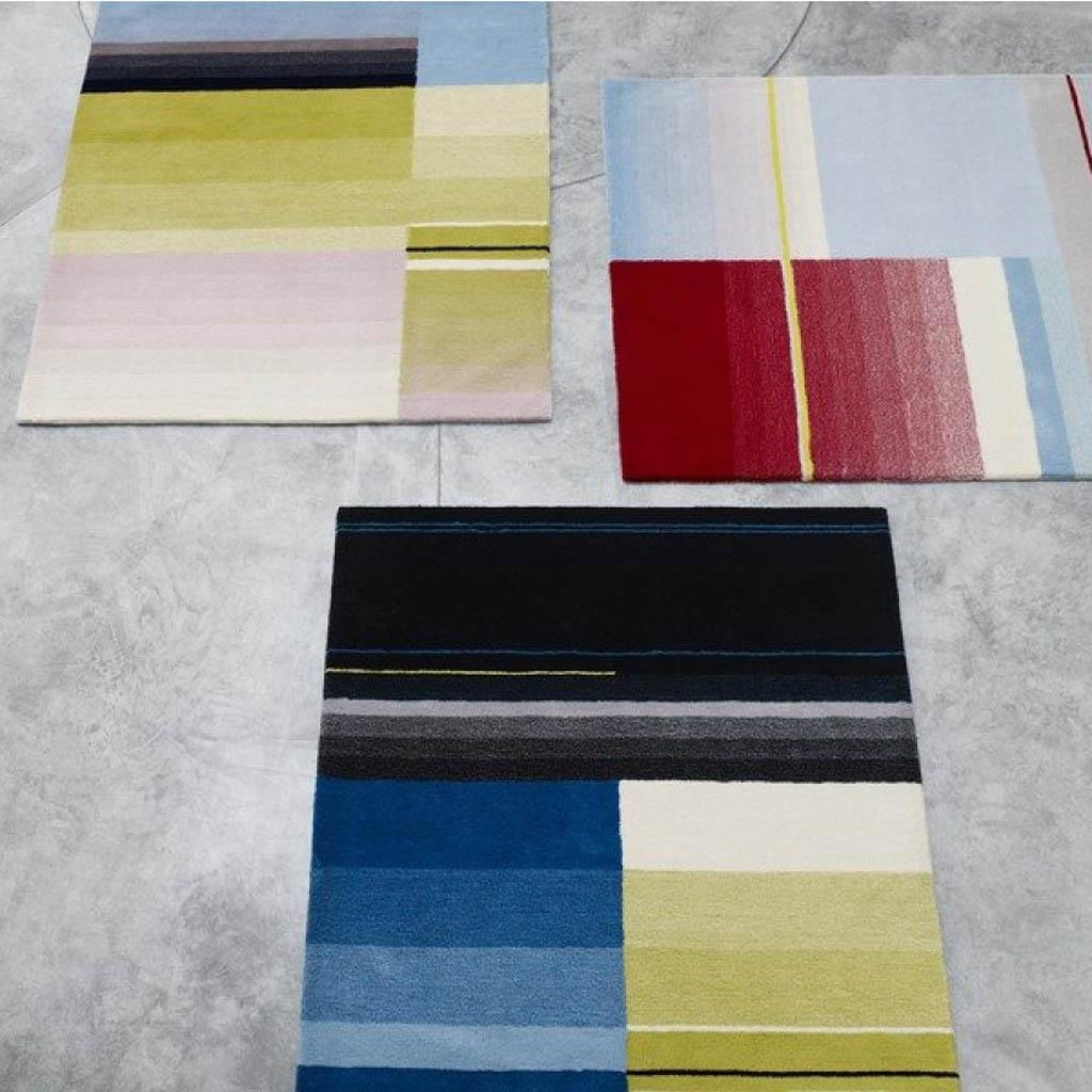 Les tapis de l 39 hiver des tapis qui ont du style elle - Tapis style mondrian ...