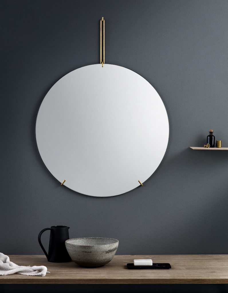 d couvrez notre s lection de miroirs design elle d coration. Black Bedroom Furniture Sets. Home Design Ideas