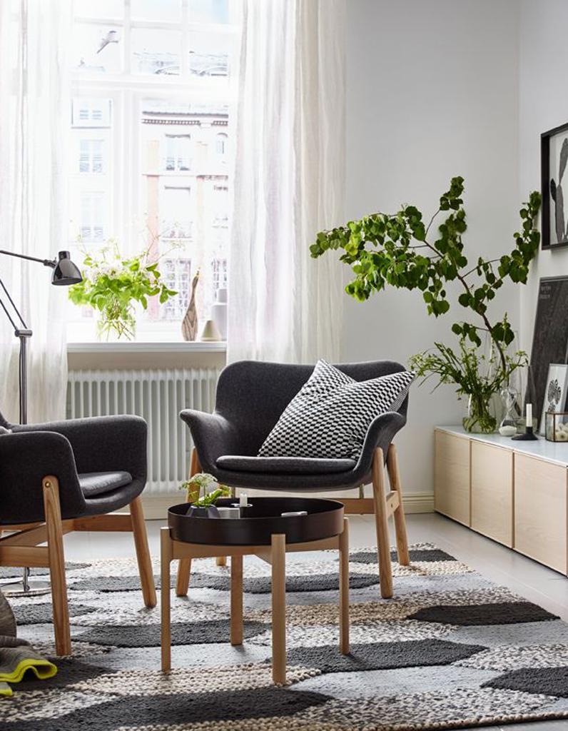 fauteuil cosy d couvrez notre shopping de jolis fauteuils cosy elle d coration. Black Bedroom Furniture Sets. Home Design Ideas