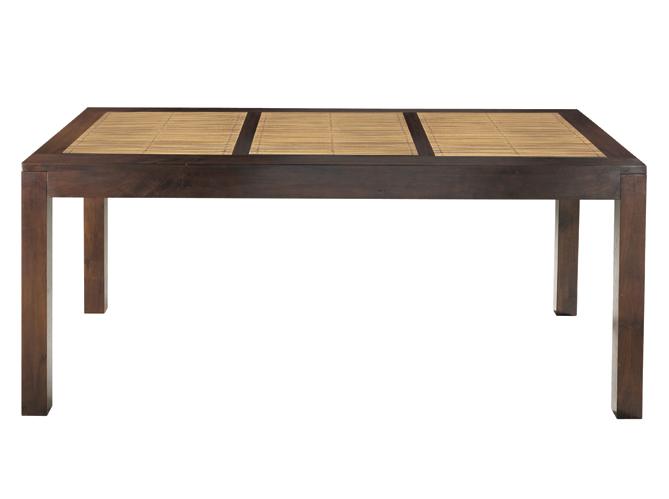 Des tables de repas pour tous les styles elle d coration - La table exotique ...