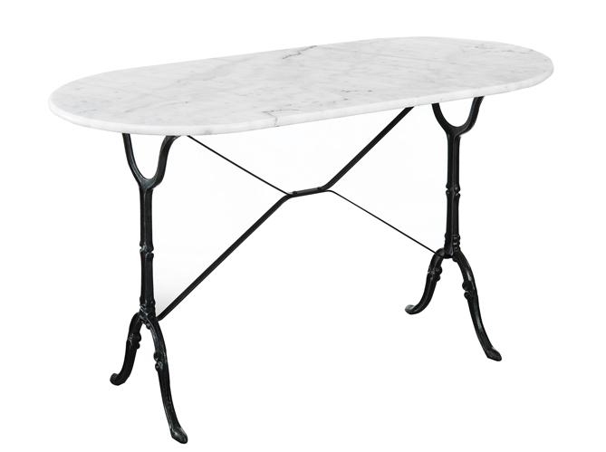 Des tables de repas pour tous les styles elle d coration - Table en marbre rectangulaire ...