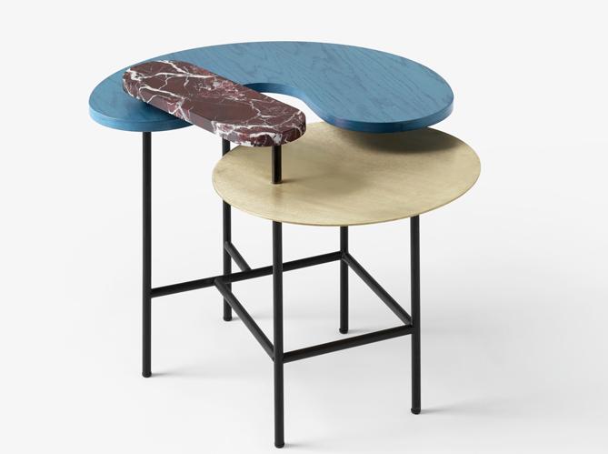L objet d co du jour la table basse tradition elle for Deco objet salon