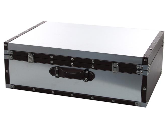 20 tables basses pas ch res elle d coration - Table basse avec rangement pas cher ...