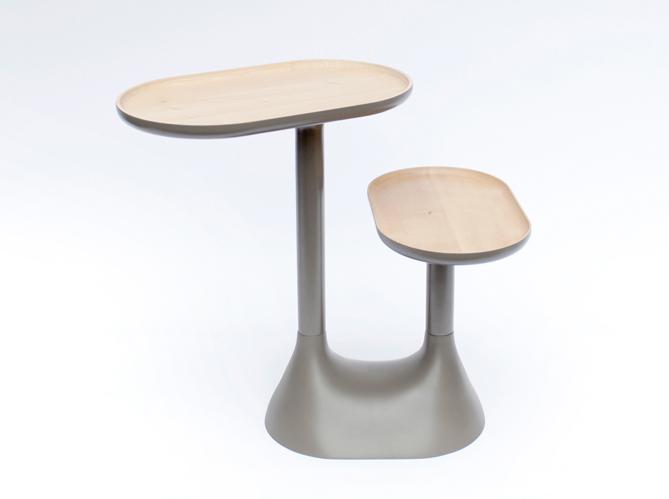 40 tables d 39 appoint pour toutes les envies elle d coration for Table d appoint transparente