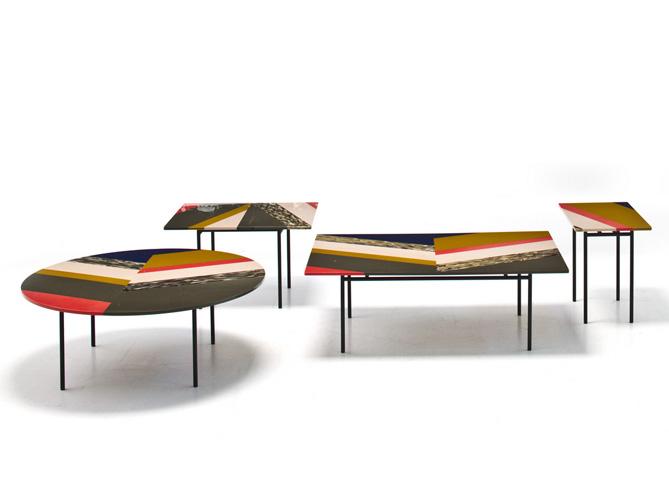tendance la table basse se multiplie elle d coration. Black Bedroom Furniture Sets. Home Design Ideas