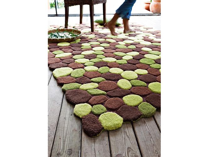 Tendance 30 tapis pour la maison elle d coration - Modele de tapis pour salon ...