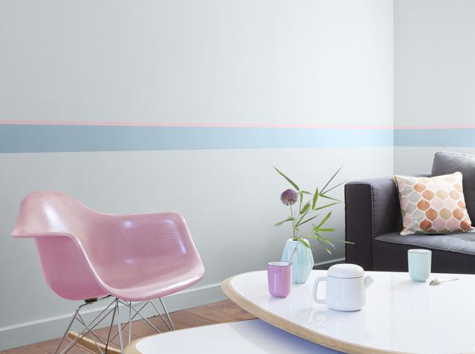 Peinture salon plus de 20 couleurs canons pour le repeindre elle d coration for Peinture du salon
