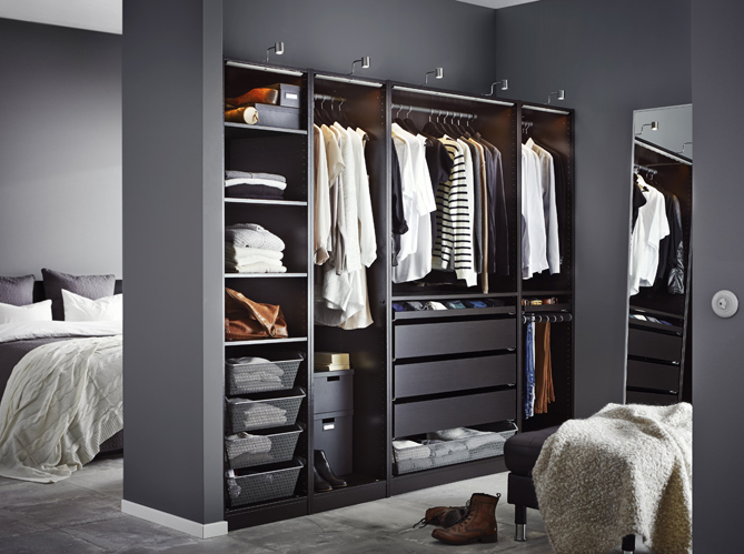 dressing pas cher nos solutions elle d coration. Black Bedroom Furniture Sets. Home Design Ideas