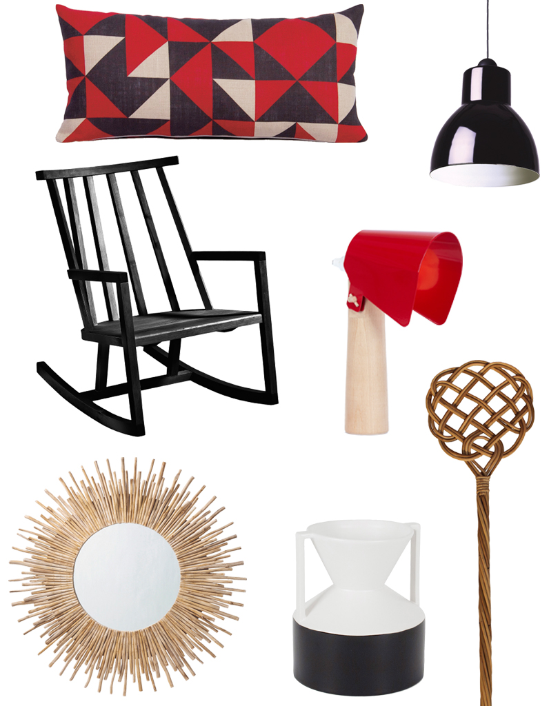 deco 30 pi ces pour lesquelles on ose craquer elle d coration. Black Bedroom Furniture Sets. Home Design Ideas