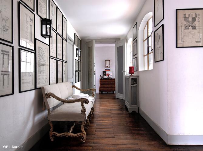 15 id es pour am nager son couloir elle d coration - Idee decoration couloir ...