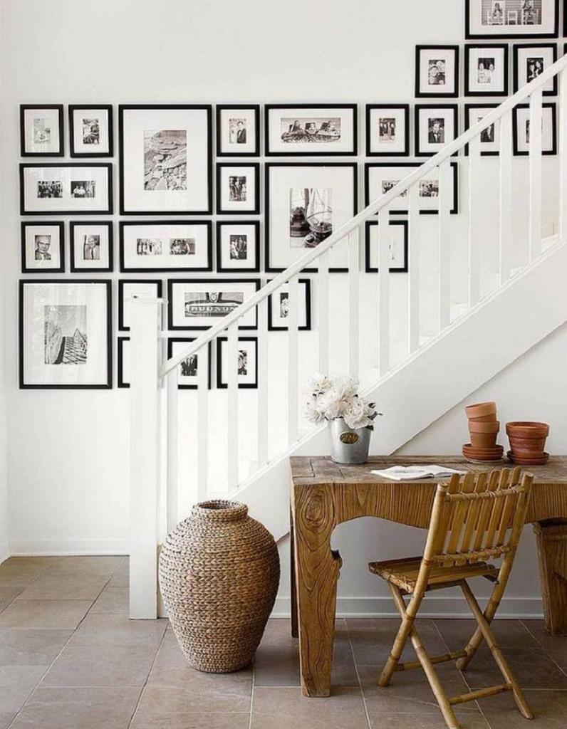 comment d corer un escalier elle d coration. Black Bedroom Furniture Sets. Home Design Ideas