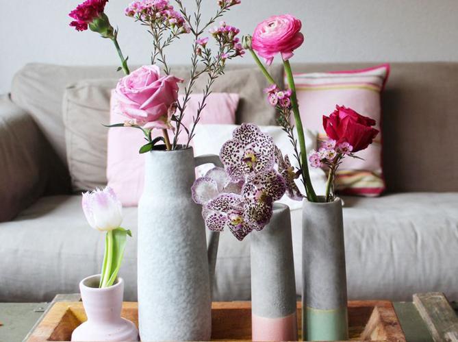 Plantes et fleurs 15 id es pour d corer mon int rieur - Astuce de decoration maison ...